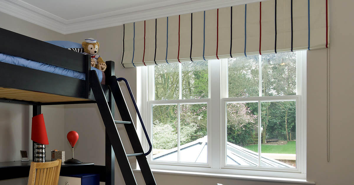 Roman Blinds | Pelmet Blinds | Melbourne | P&S Drapes Northcote